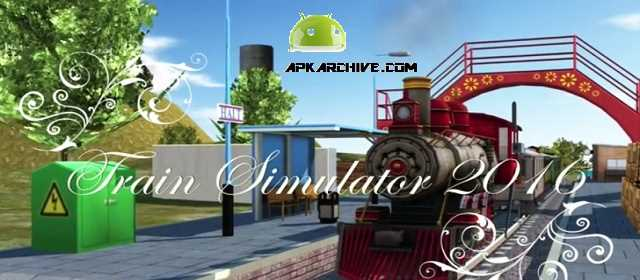 Train Simulator 2016 HD Apk