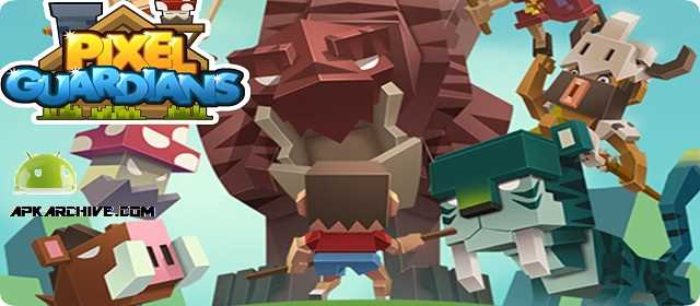 Pixel Guardians-Auto Fight Apk
