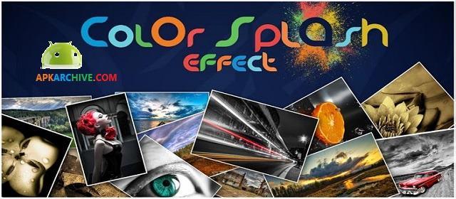 Color Splash Effect Pro apk