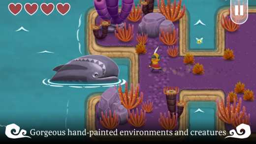 Legend of the Skyfish Apk