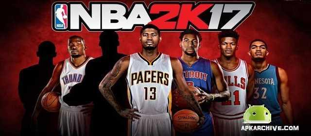 NBA 2K17 v0.0.21 APK
