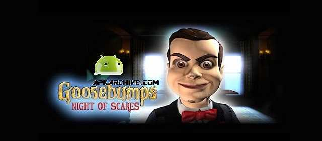 Goosebumps Night of Scares. Apk