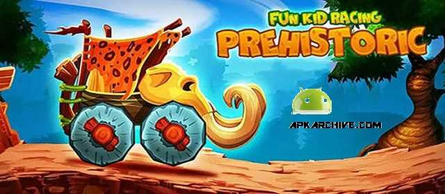 Fun Kid Racing Prehistoric Run Apk