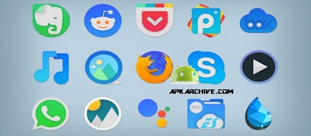 NOU – Icon Pack v1.7 APK