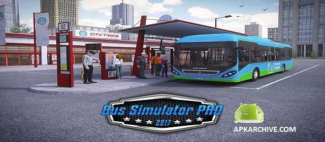 Bus Simulator PRO 2017 v1.6 APK