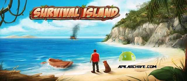 Survival Game: Lost Island PRO v1.7 APK
