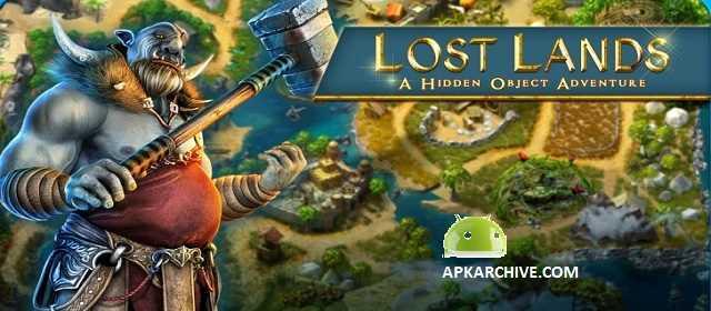 Lost Lands: Mahjong Premium Apk