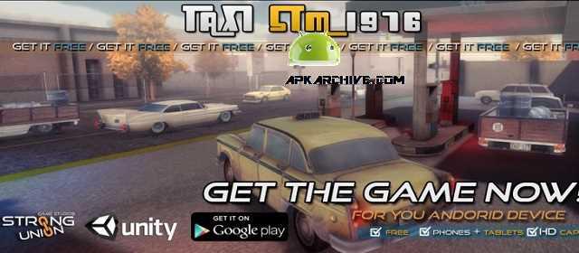 Amazing Taxi Sim 1976 Apk