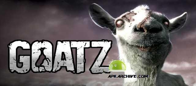 Goat Simulator GoatZ v1.3.6 APK