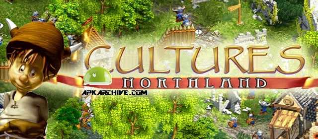 Cultures: Northland Apk