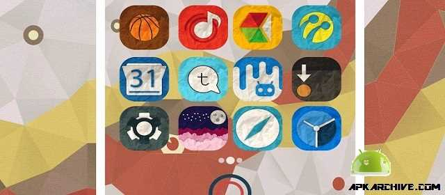 Rugos - Premium Icon Pack Apk
