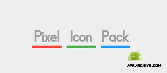 Pixel Icon Pack - Apex/Nova/Go Apk