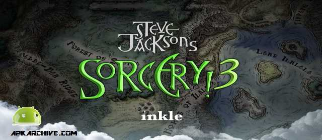 Sorcery! 3 Apk