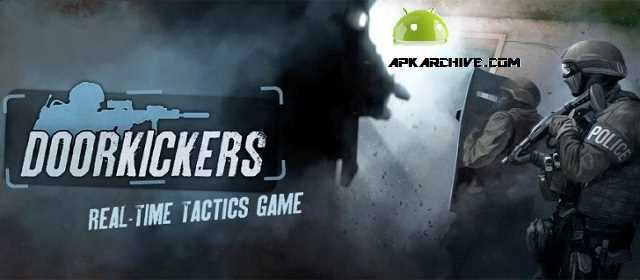Door Kickers v1.0.70 APK