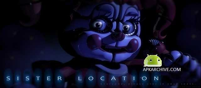Five Nights at Freddy's: Sister Location v1.0.2 APK