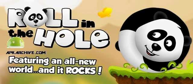 Roll in the Hole Apk