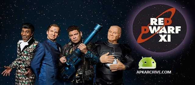Red Dwarf XI : The Game Apk