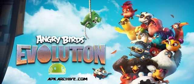 Angry Birds Evolution Apk