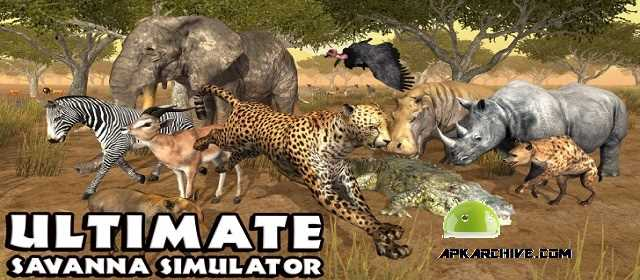 Ultimate Savanna Simulator Apk