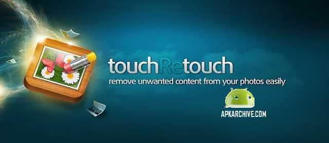 TouchRetouch apk