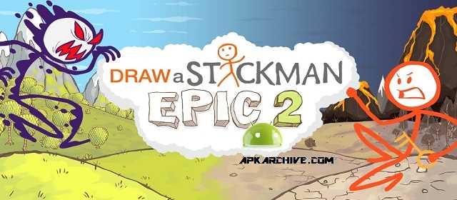Draw a Stickman: EPIC 2 Apk