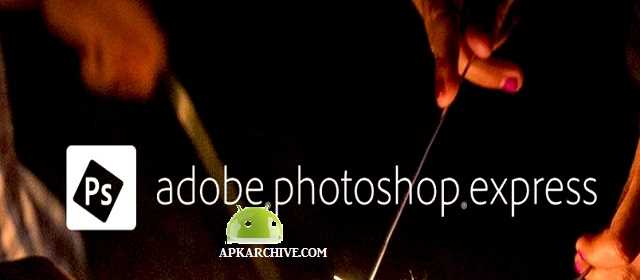 Adobe Photoshop Express Premium v3.1.144 APK