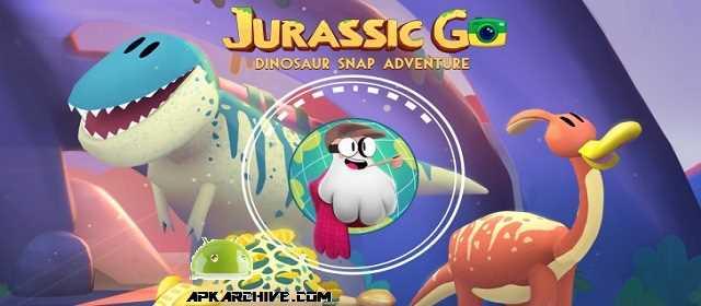 Jurassic GO Apk