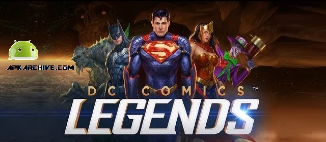 DC Legends v1.8 APK