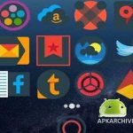 Mellow Dark - Icon Pack v10.0-b APK