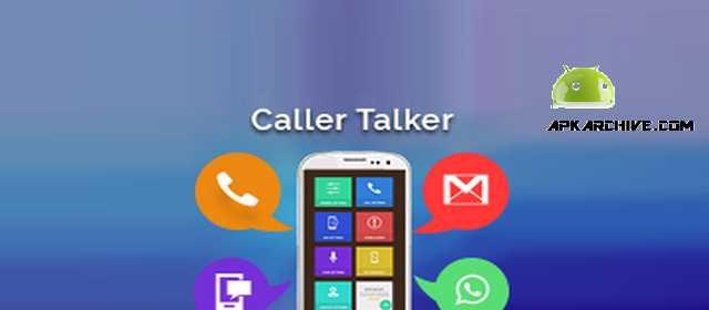 Talk Caller Name PRO Apk