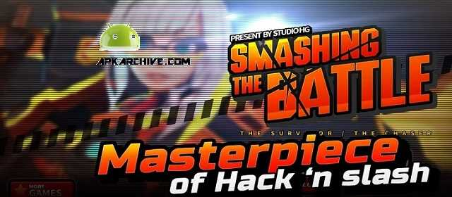Smashing The Battle Apk
