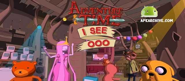 Adventure Time: I See Ooo Apk