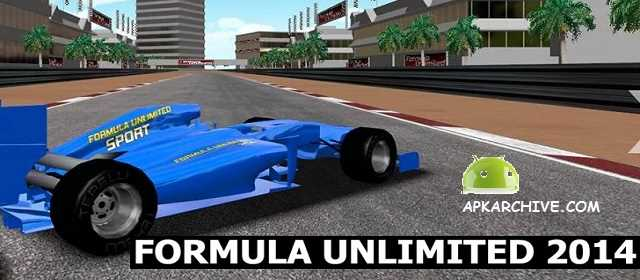 Formula Unlimited 2014 Apk