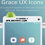 Grace UX - Icon Pack v5.9.7 APK