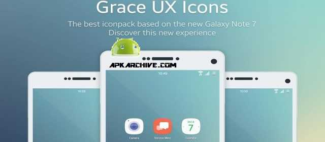 Grace UX – Icon Pack v5.5.0 APK
