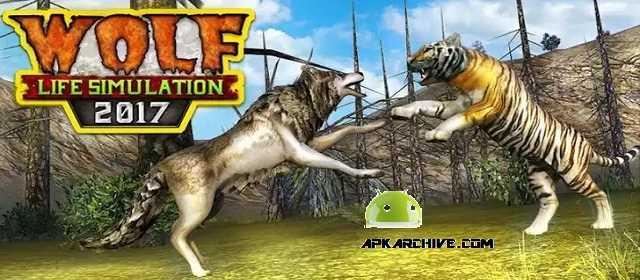 Wolf Life Simulation 2017 Apk