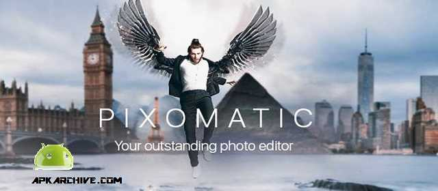 Pixomatic photo editor v1.2.1 APK