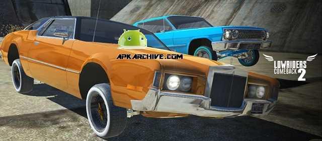 Lowriders Comeback 2: Cruising Apk