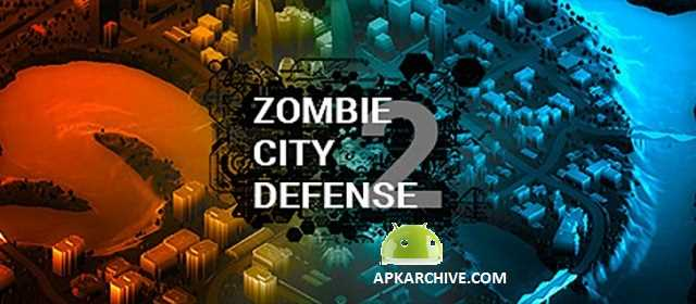 Zombie City Defense 2 Apk