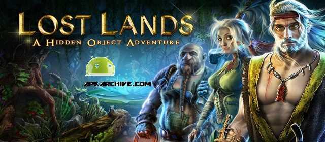 Lost Lands: HOG Premium v1.4.4 APK