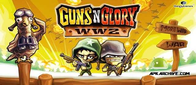 Guns'n'Glory WW2 Premium apk