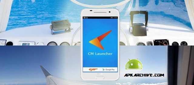 CM Launcher 3D Pro-No Ads Apk