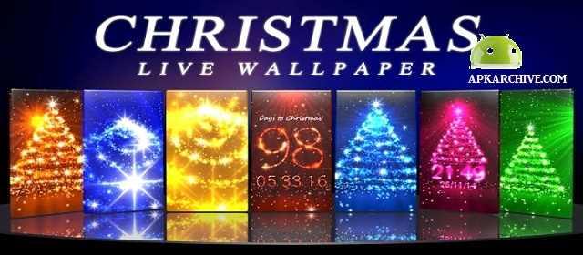 Christmas Live Wallpaper v6.00P APK