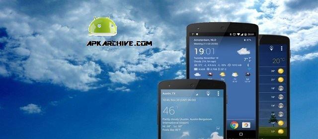 Sense Flip Clock & Weather Pro Apk