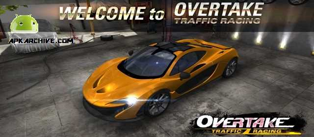 Overtake : Traffic Racing v1.36 APK