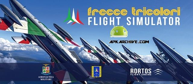 Frecce Tricolori Flight Sim Apk