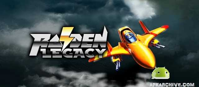Raiden Legacy apk