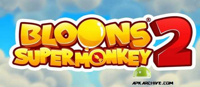 Bloons Supermonkey 2 v1.4.0 APK