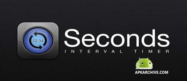 Seconds Pro Interval Timer Apk