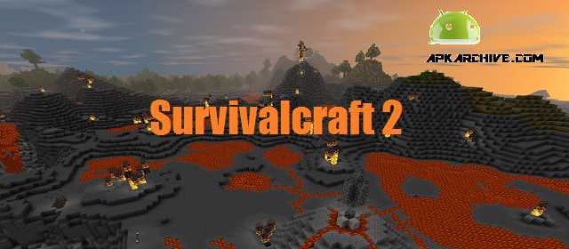Survivalcraft 2 Apk